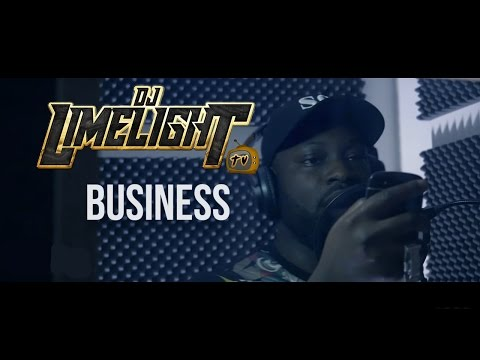 Business [Square Ent] - DJ Limelight TV Freestyle (@Business_Diablo @DJLimelightUK)