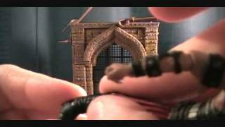 Prince of Persia the Sands of Time Alamut Gate Playset review