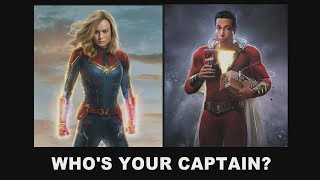 WHOS YOUR CAPTAIN?