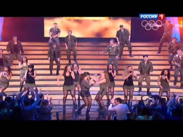 "Хор Алтайского края -  ""Вою на луну""  (Гала-концерт)"
