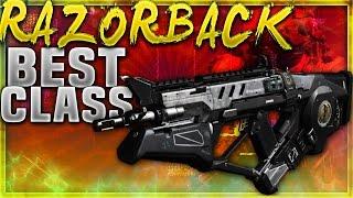 RAZORBACK BEST Class Setup - Black Ops 3 BEST SMG!? - RAZORBACK Custom Class Setup (BO3 Multiplayer)