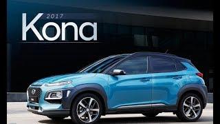 Hyundai Kona 現代跨界休旅 台灣最快明年... SUV