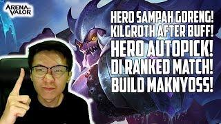 Download Video Kilgroth MENGGILA! Hero yang Membawa EVOS juara ASL dan DG mendapatkan tiket di grand final IGT! MP3 3GP MP4