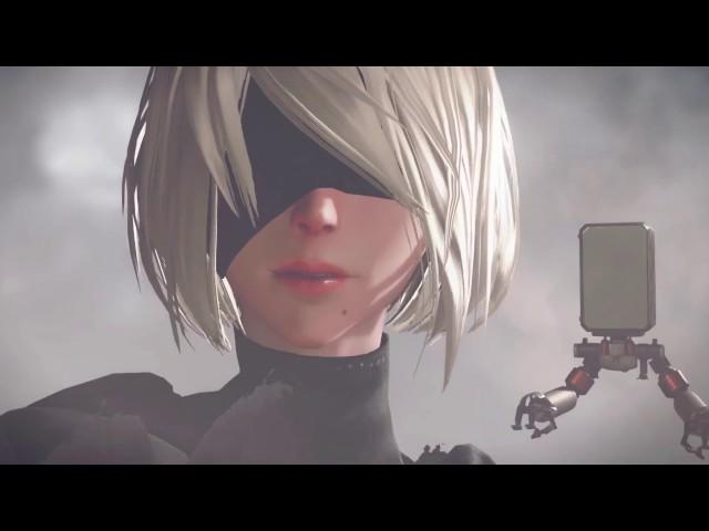 NieR: Automata - PSX 2016 Trailer