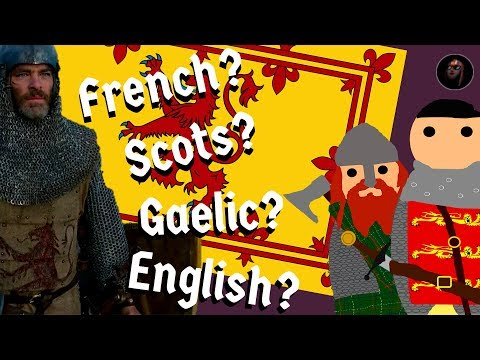 Outlaw King: What Language Did Robert the Bruce Speak?
