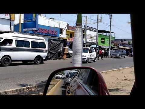 Llegando a Lázaro cárdenas michoacan