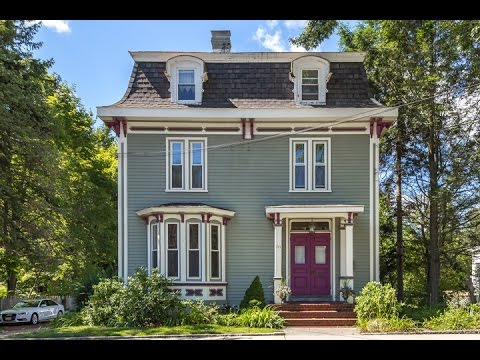 88 Central Street, Unit 2, Ipswich MA - Katherine Finch - Tel 978-857-0296