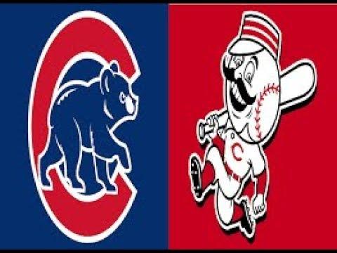 Cincinnati Reds vs Chicago Cubs | Full Game Highlights