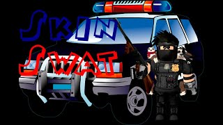||| How to make a Swat Skin on Roblox | | |