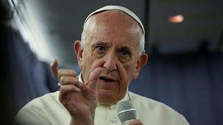 Bocsánatot kért Ferenc pápa a szexuális visszaélések áldozataitól