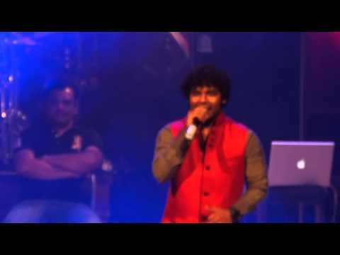 Super Singer Diwakar singing mama maple live in Melbourne