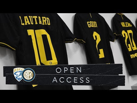 OPEN ACCESS | BRESCIA 1-2 INTER | SWEET THIRTEEN 📹⚫🔵