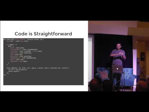 Eventually Consistent Distributed Systems with Node.js for Finance - Stefan Kutko of Electronifie
