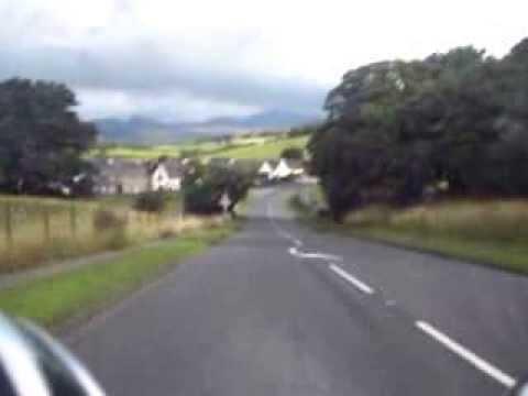 Barrow in Furness to Millom