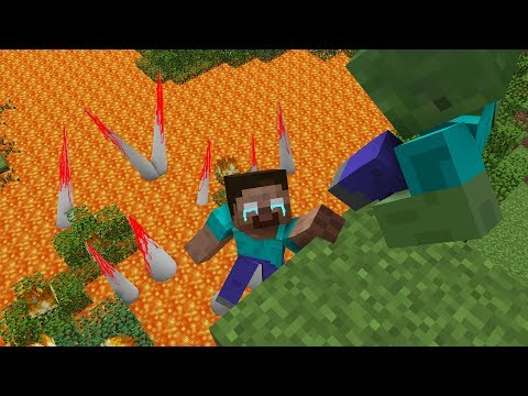 Herobrine Life - Mr.Doctor - Minecraft Top 5 Animations