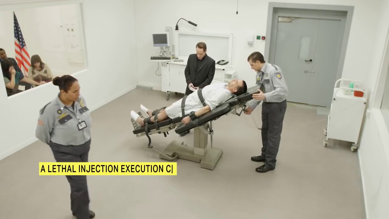 lethal injection Lethal injection is not a light topic, but it's the subject of much debate find out  about the various procedures.