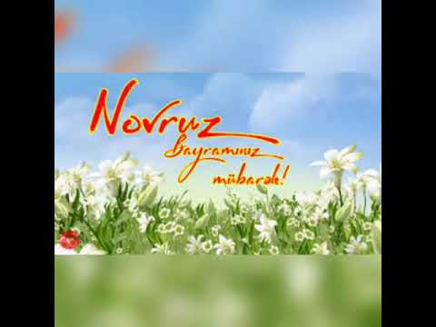 Novruz Bayrami Bayram Mahnisi Bayram Axsamlari Youtube