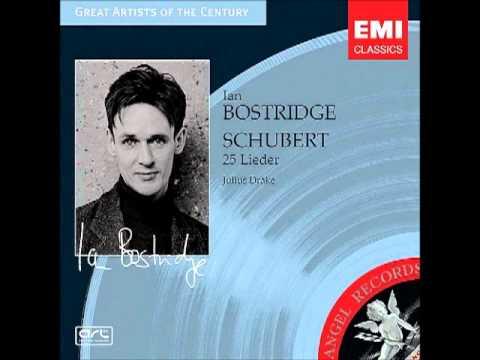 Ian Bostridge, Schubert Du Bist die Ruh