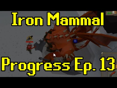 Oldschool Runescape - 2007 Iron Man Progress Ep. 13 | Iron M