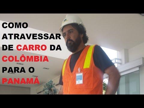 DESPACHANDO O CARRO DA COLOMBIA PARA O PANAMÁ | VOLTA AO MUNDO DE MOTORHOME |T.2/EP.8