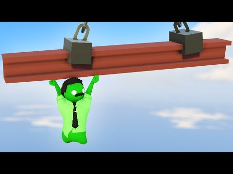 Thumbnail: WHO CAN HANG ON THE LONGEST? (Gang beasts Multiplayer)