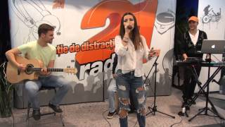 Nicoleta Nuca - Nu sunt (LIVE @ RADIO 21)