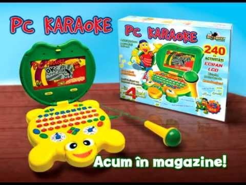 PC Karaoke - Computerul Testoasa de la Noriel