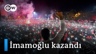 İmamoğlu yeniden İBB Başkanı - DW Türkçe