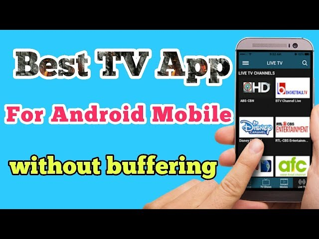 World best TV app for android....