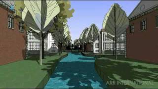 Arr-int 20080512 Baoland Short With Shadow Architecture Sketchup Animation Video