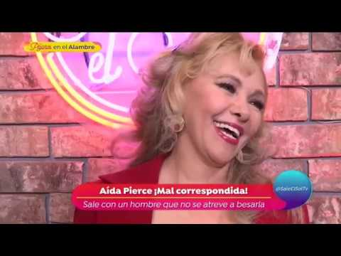 Aida Pierce Ha Mandado Fotos Desnuda Sale El Sol