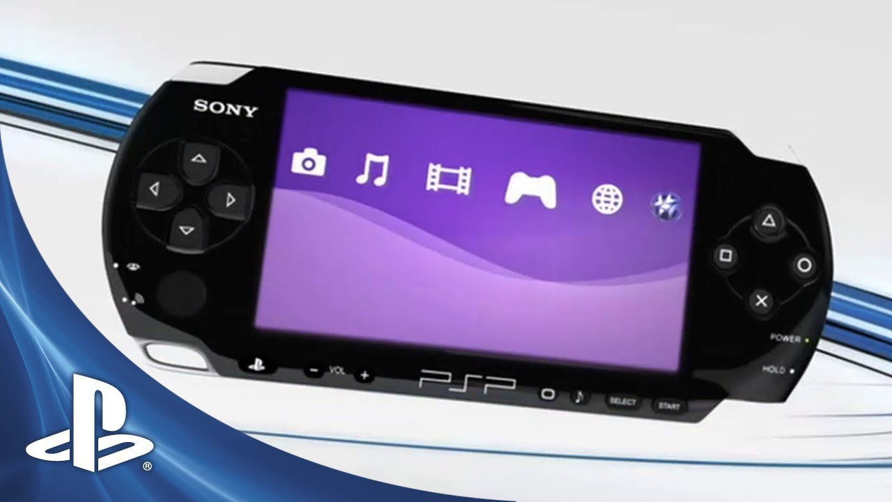 handheld playstation