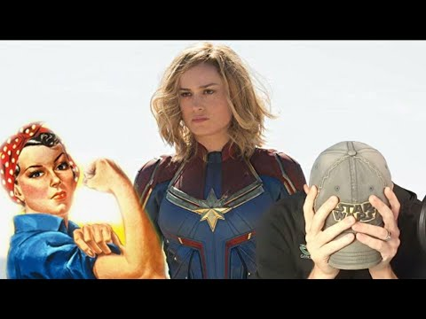 Captain Marvel - Brie Larson Is Trying To Kill The MCU Mp3
