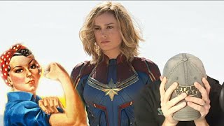 Captain Marvel - Brie Larson Is Trying To Kill The MCU