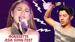 Morissette Amon - 2017 ASIA SONG FESTIVAL | Reaction