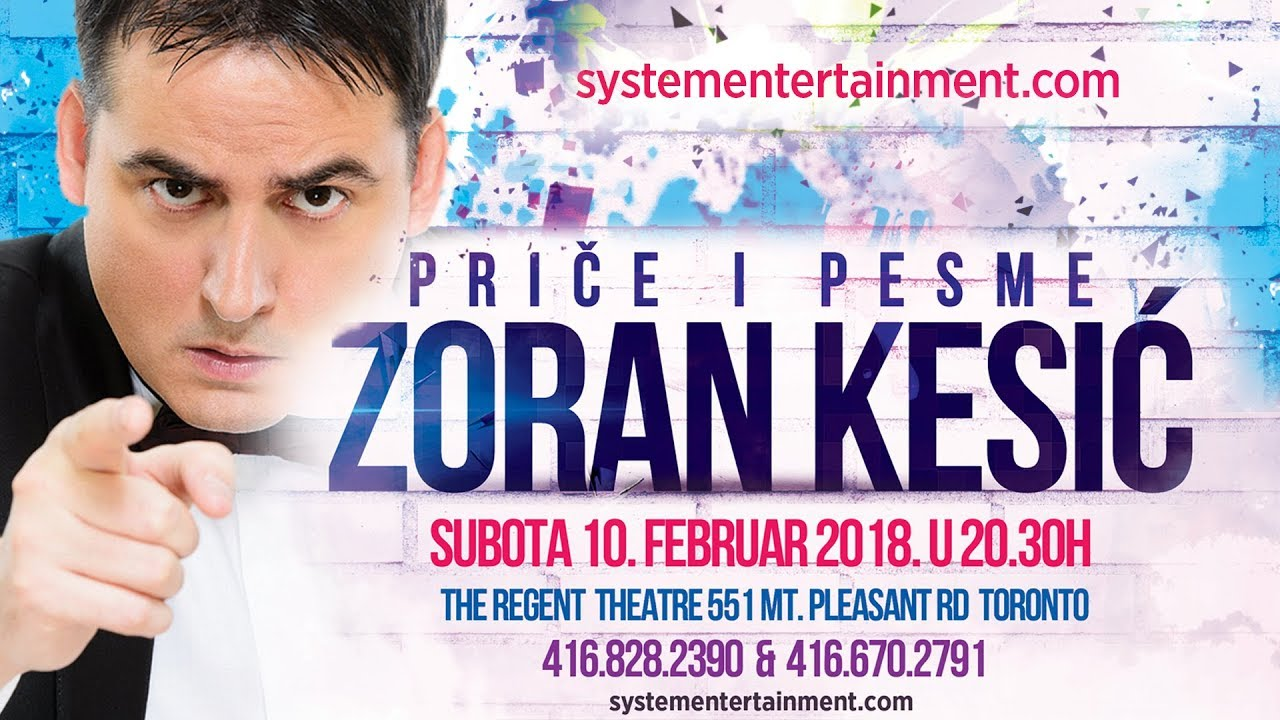 Image result for zoran kesic price i pesme toronto