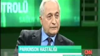 Parkinson Hastalığı Derneği Yön Kur Bşk Yrd Prof Dr Murat Emre CNN Türk'te Leyla Ataman'ın konuğuydu