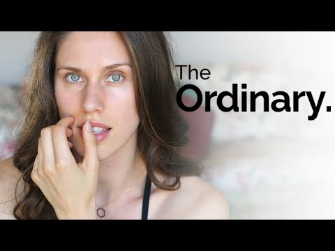 How To Use The Ordinary Skincare Products - Deciem Skincare Routine