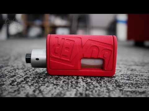 Boxer Classic BF Squonk Mod Review