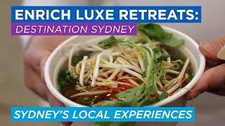 #EnrichLuxe // Sydney