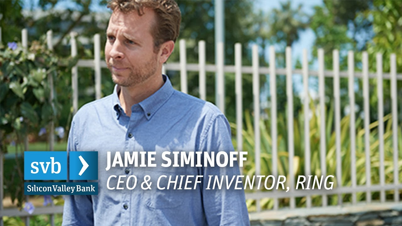 Jamie Siminoff Ring How To Define Your Entrepreneurial Purpose
