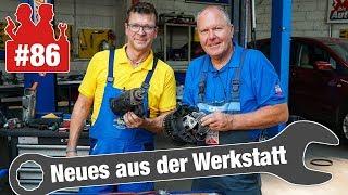 Mercedes-E-Klasse-Lüftermotor auseinandergenommen & Anlasser-/Starter-Probleme im VW T5
