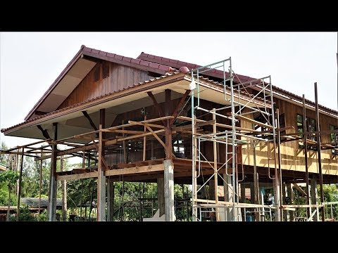 Home Building in Thailand