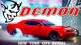2018 Dodge Demon: VIP EVENT (My Experience)