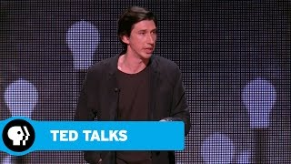 TED Talks: War and Peace | Adam Driver on Why He Joined the Marines | PBS