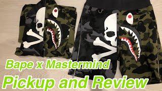 9fd0308fa26 Unboxing The 2018 Mastermind x Bape Hong Kong