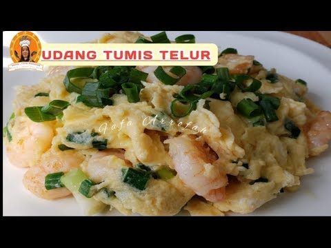 resep-cara-memasak-udang-tumis-telur-||-mudah-dan-enak-||-resep-masakan-||-menu-hongkong
