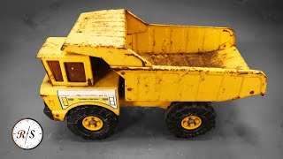 Tonka Mighty Dump Restoration