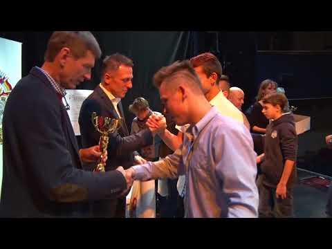 Vyhlášení výsledků DĚTSKÝ DOMOV CUP 2017