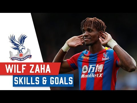 WILFRIED ZAHA: Best Goals & Skills
